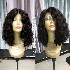 Brazilian loose wave 14 inches bob wig